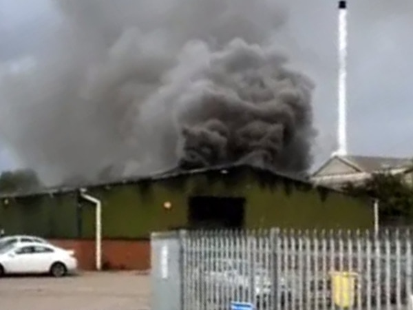 Man dies after fire at Black Country cannabis factory he was locked inside of