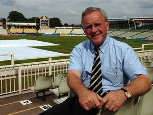 Cricket Legend Dennis Amiss