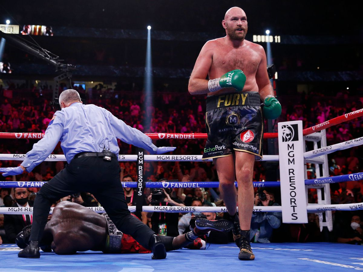 Tyson Fury believes he is the greatest heavyweight of his era