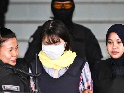 Kim Jong Nam murder suspect 'thought face-smearing was prank for show'