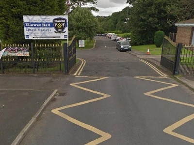 Ellowes Hall: Gornal school given a zero hygiene rating after its kitchen was found to have no hot water