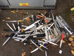 Children as young as 10 caught carrying guns, knives and deadly weapons around the Black Country