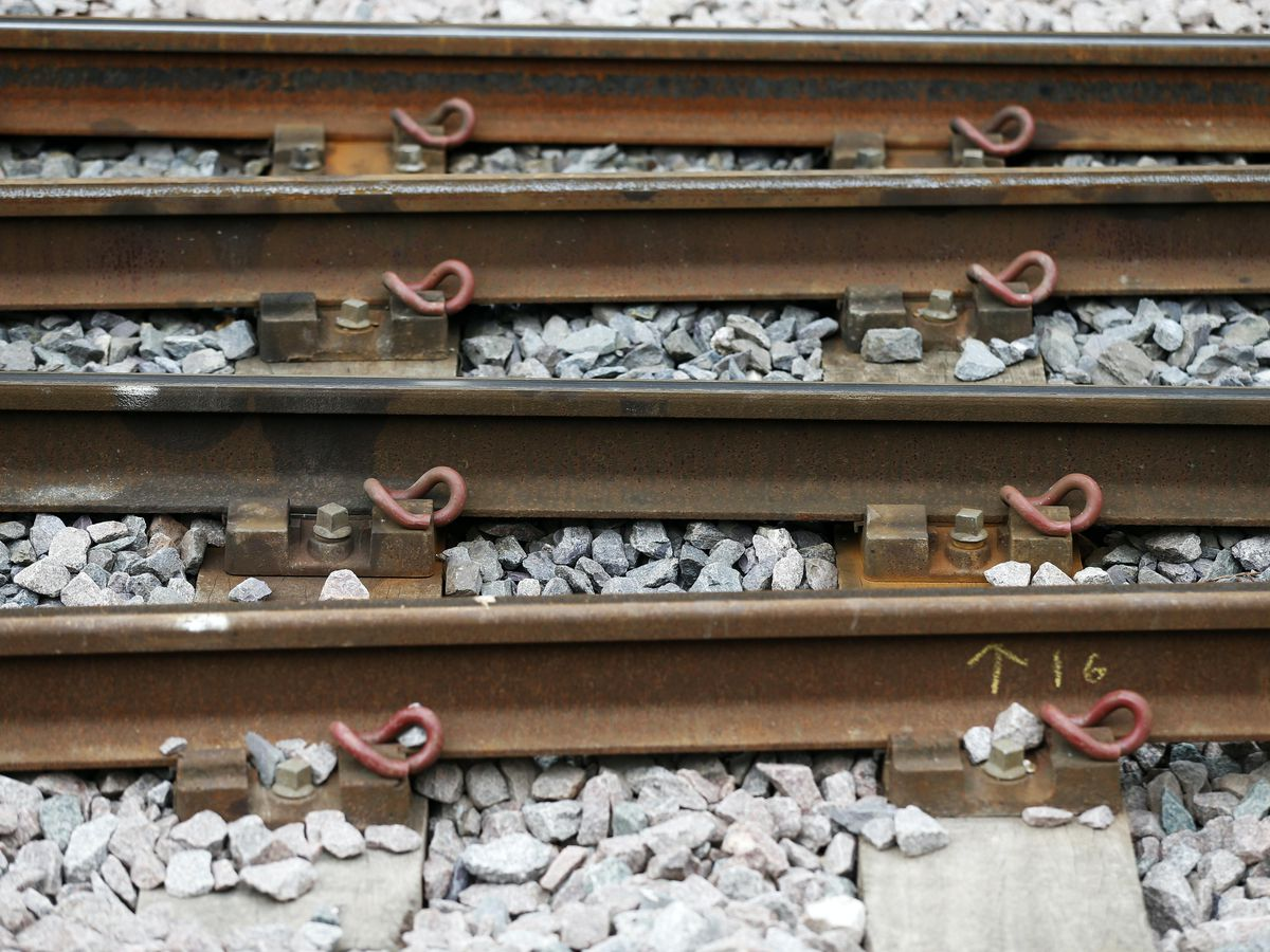 A railway station will formally close next month, 14 years after it was last served by a passenger train (Lynne Cameron/PA)