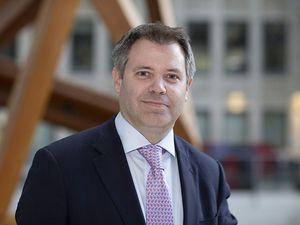 Health Minister Edward Argar MP