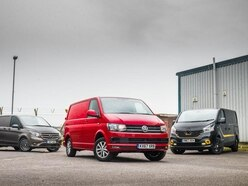 Triple Test: Renault Trafic v Volkswagen Transporter v Mercedes Vito