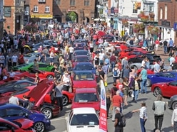 It's the Italian Job . . . in Bridgnorth - with video and pictures