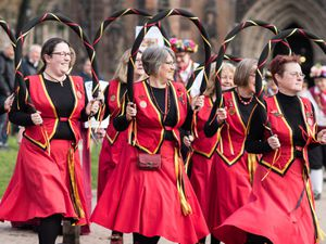 Dancing will take place throughout the city centre on the day from 11.30am.(James Ogden)