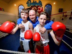 Brooklands duo box clever to bag titles