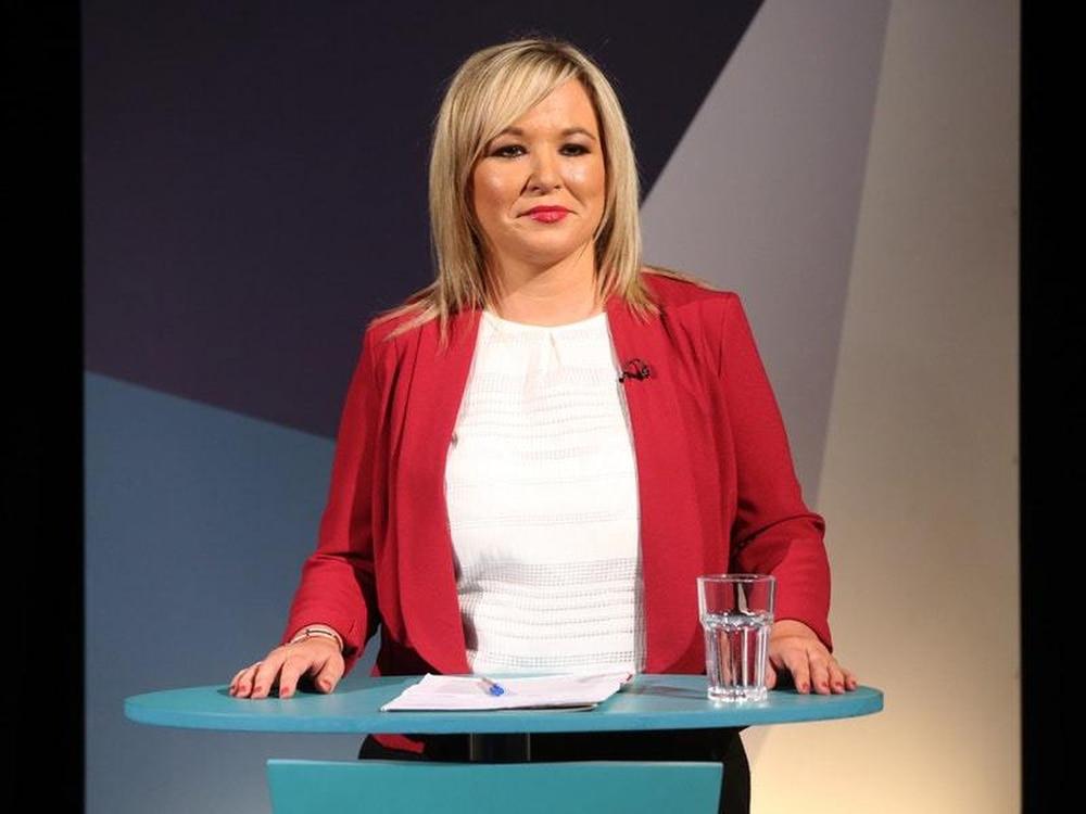 Mary Lou McDonald to become Sinn Fein president