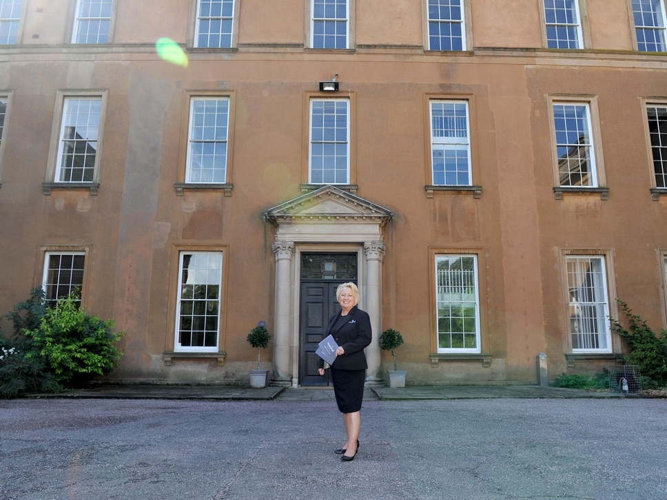 A welcoming special place at Himley Hall: What it's like to manage a stately home