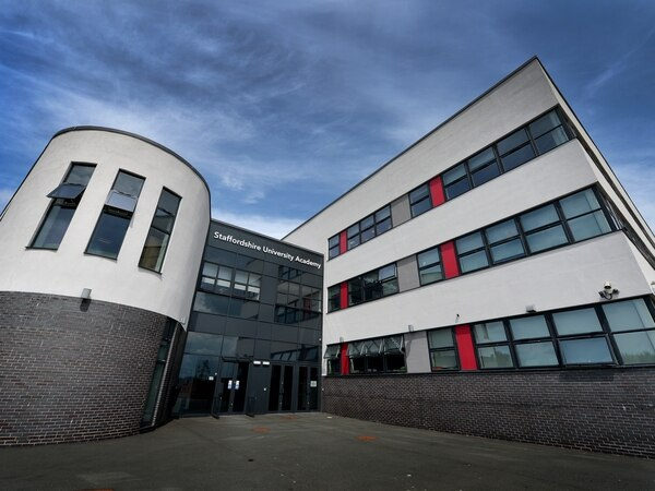 Staffordshire University Academy chalks up improved report