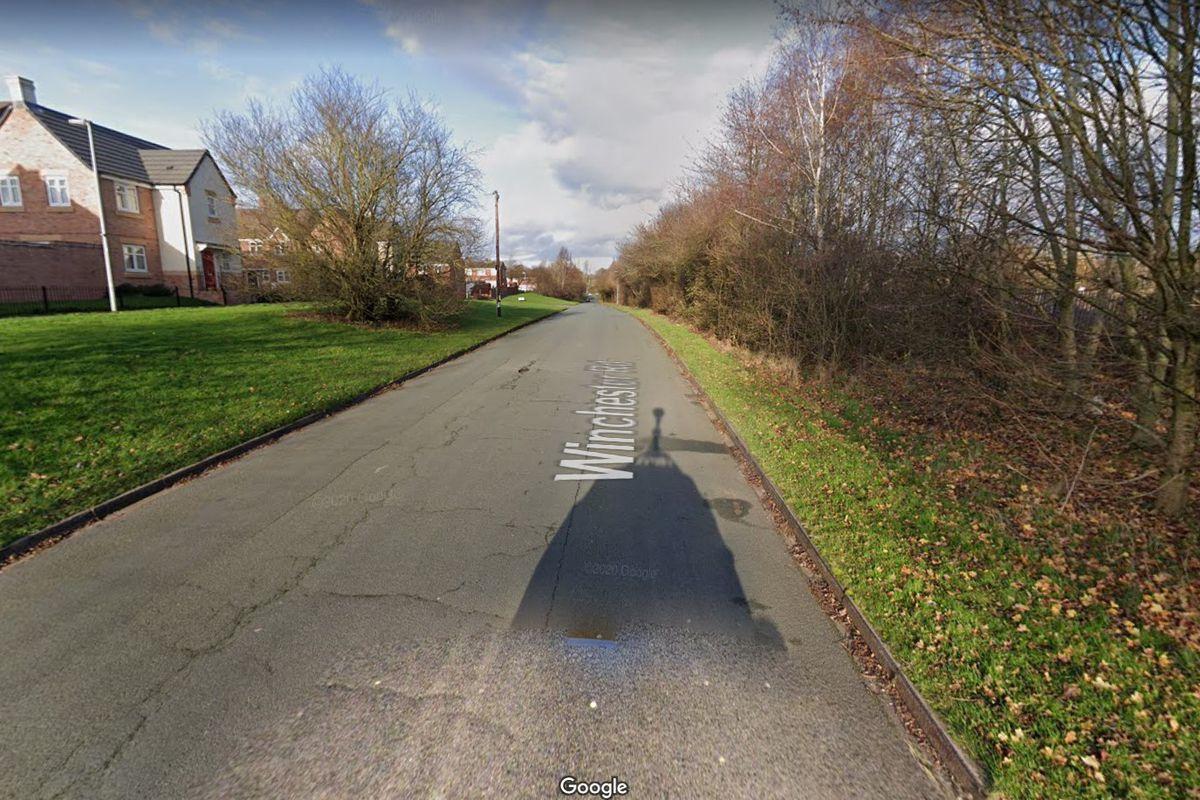 Winchester Road, Cannock. Photo: Google