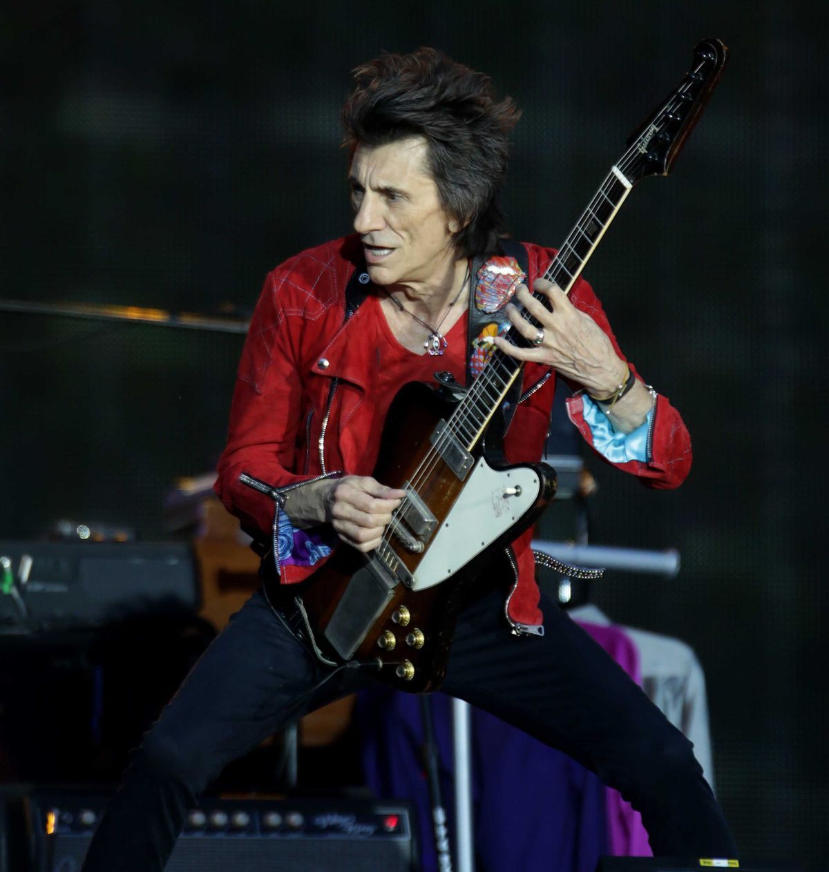 The Rolling Stones at the Ricoh Arena. Photos: Andy Shaw