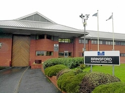 Featherstone young offenders' inmate 'held doctor hostage'