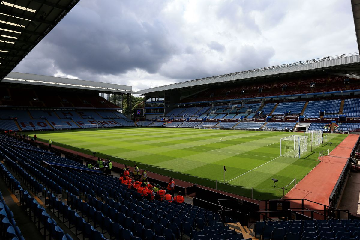 Villa will host Albion in the competition.