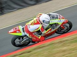 Josh Hiatt geared up for Brands Hatch test