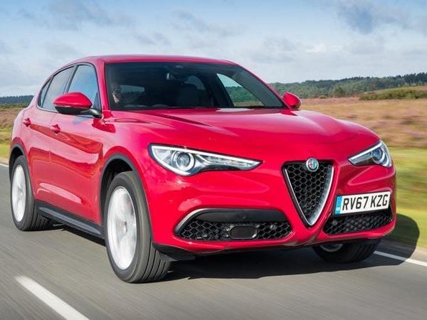 UK drive: Alfa Romeo's Stelvio is a serious contender in the SUV segment