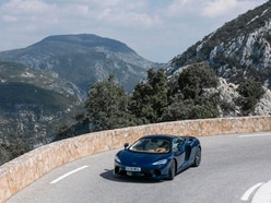 First Drive: McLaren's GT offers a new approach to the traditional grand tourer