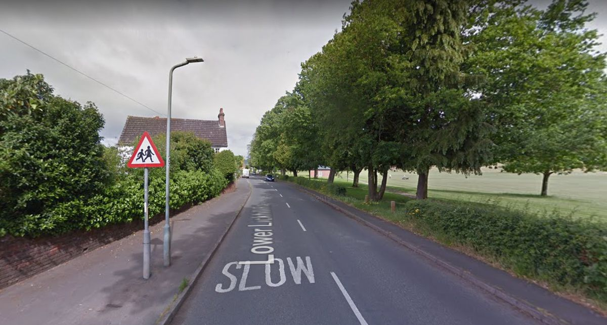 Lower Lickhill Road, in Stourport. Photo: Google Maps