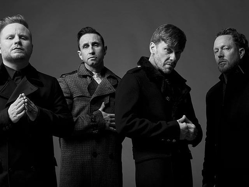 Shinedown to play Birmingham