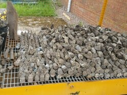 Dozens more mortar shells found during work on Burntwood housing estate