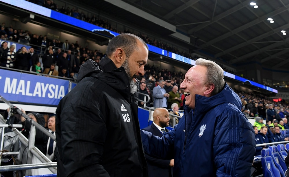 Wolves deepen Cardiff's relegation plight with 2-0 win