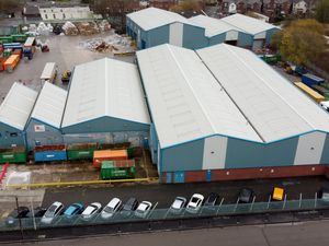 DS Smith's site in Willenhall