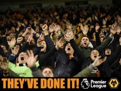 Premier League here we come! Wolves secure promotion to top flight in Nuno's first season