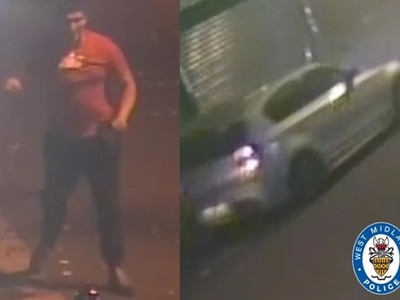 CCTV images released after man seriously injured in Walsall attack