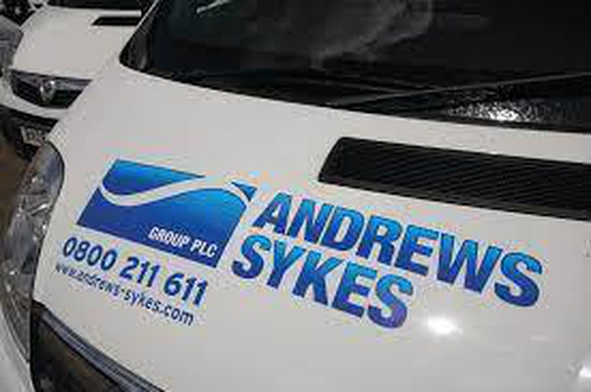 Andrews Sykes saw both sales and profits fall last year