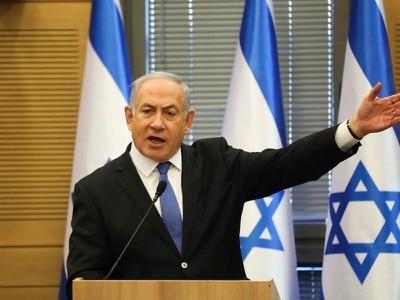 Israeli PM Benjamin Netanyahu charged with fraud and bribery