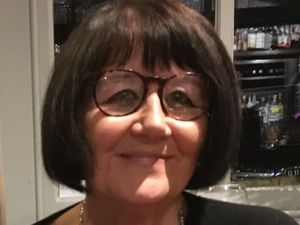 Judy Fox was a staff nurse at the Shropshire Star and Express & Star for 13 years