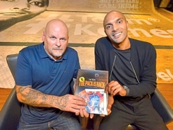 Wolves' No.1 Carl Ikeme back in pack for book's launch