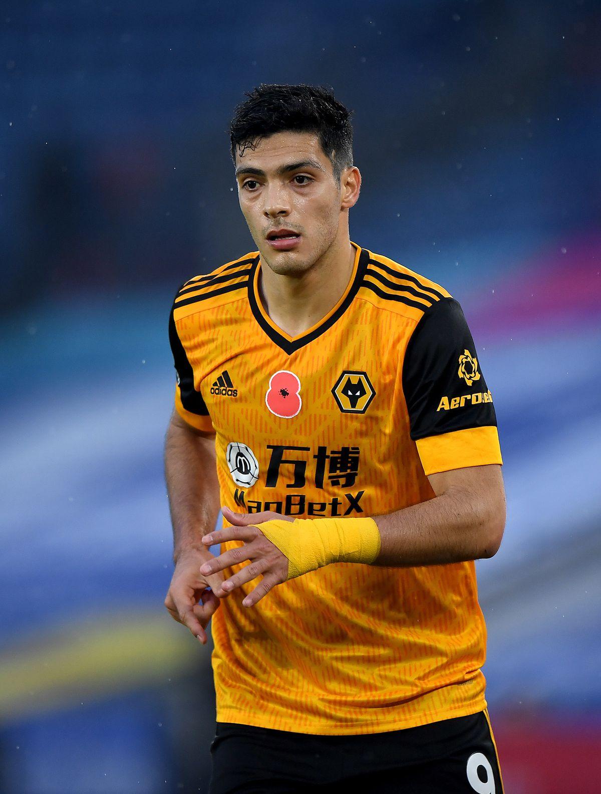 Raul Jimenez of Wolverhampton Wanderers. (AMA)