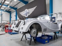 Inside Morgan: A look at Britain's last family-owned car manufacturer