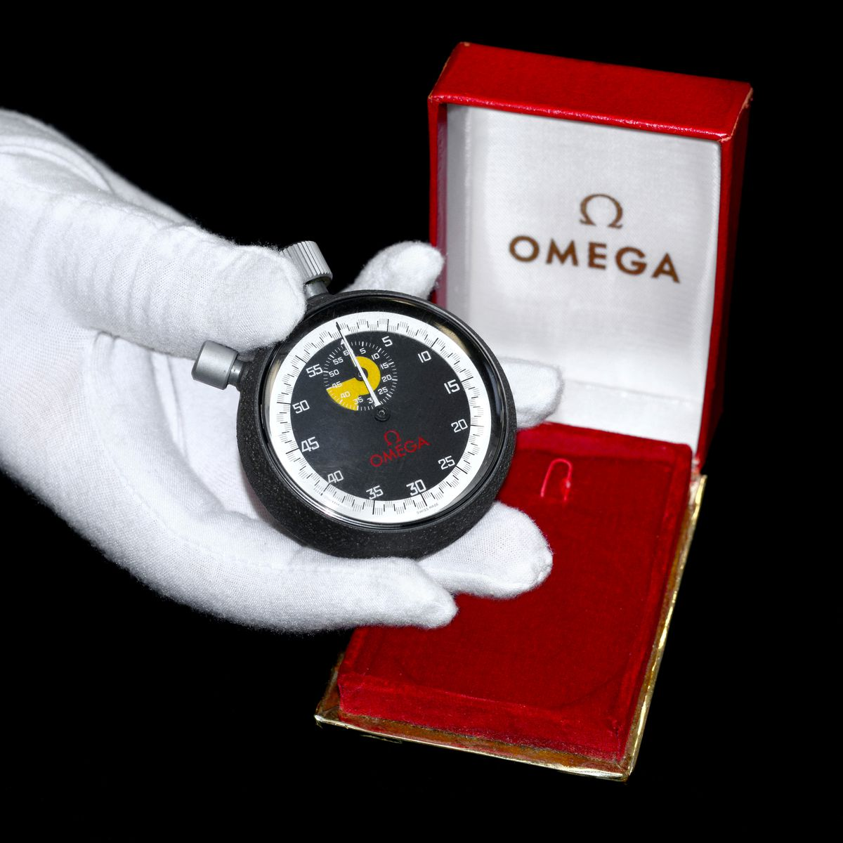 Jack Taylor's watch. Photo: Fellows Auctioneers