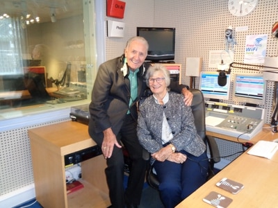 Hospital radio station gets new patrons