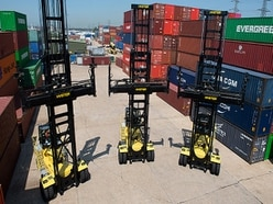 Briggs Equipment to supply 75 new lifting and handling machines for G&W UK's container terminals