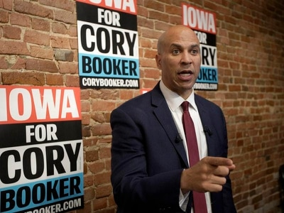 Cory Booker says Democratic debate rules puts 'elites' and 'money' in control
