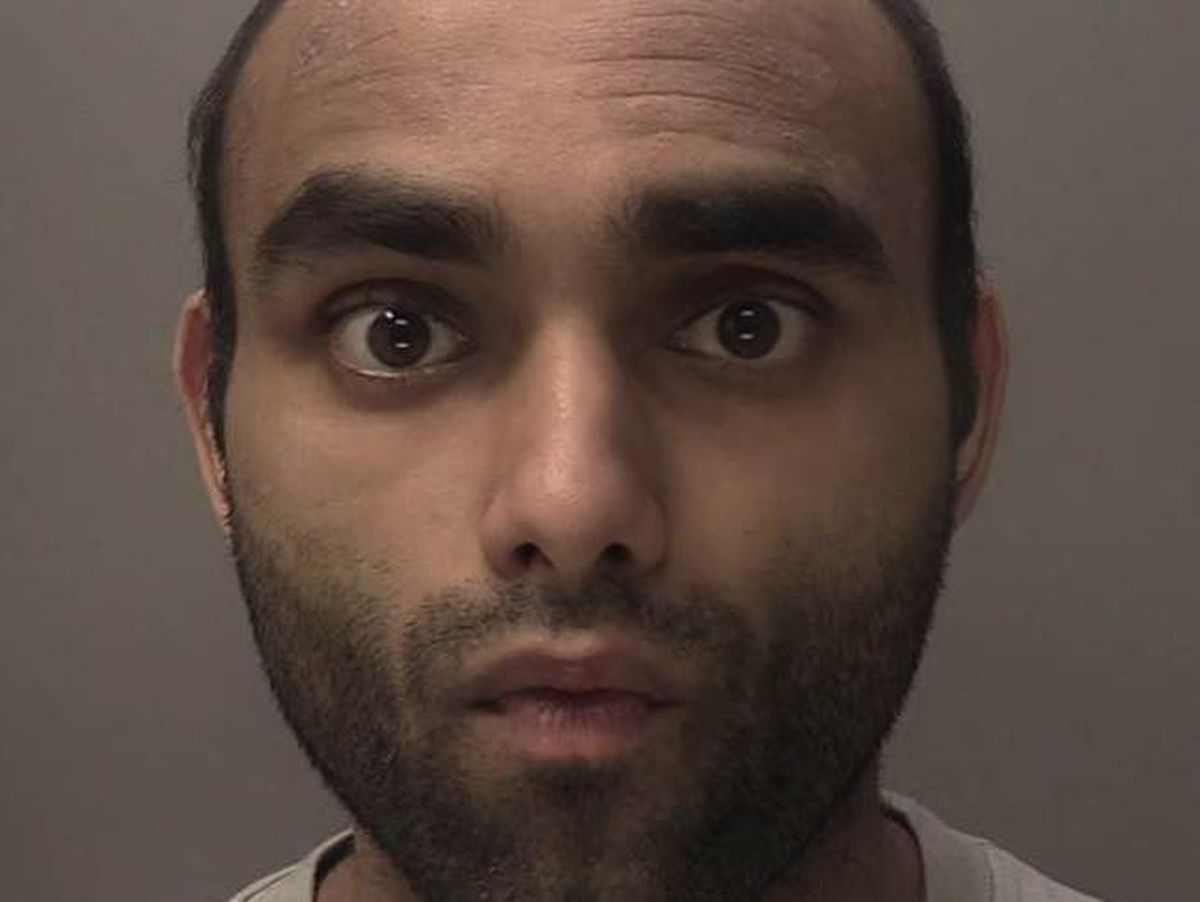Anmol Chana. Photo: West Midlands Police
