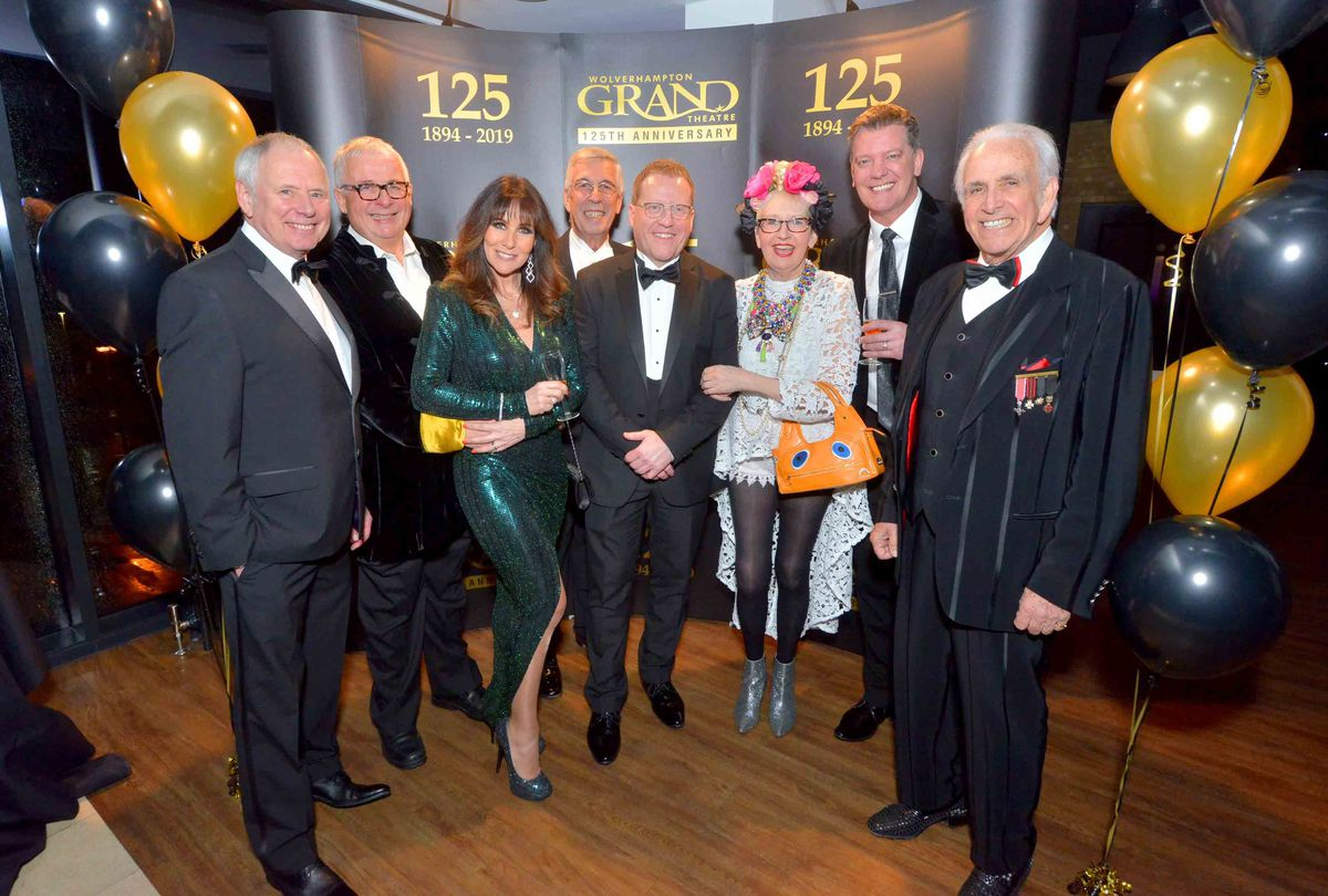 Guests recently helped celebrate the theatre's 125th anniversary