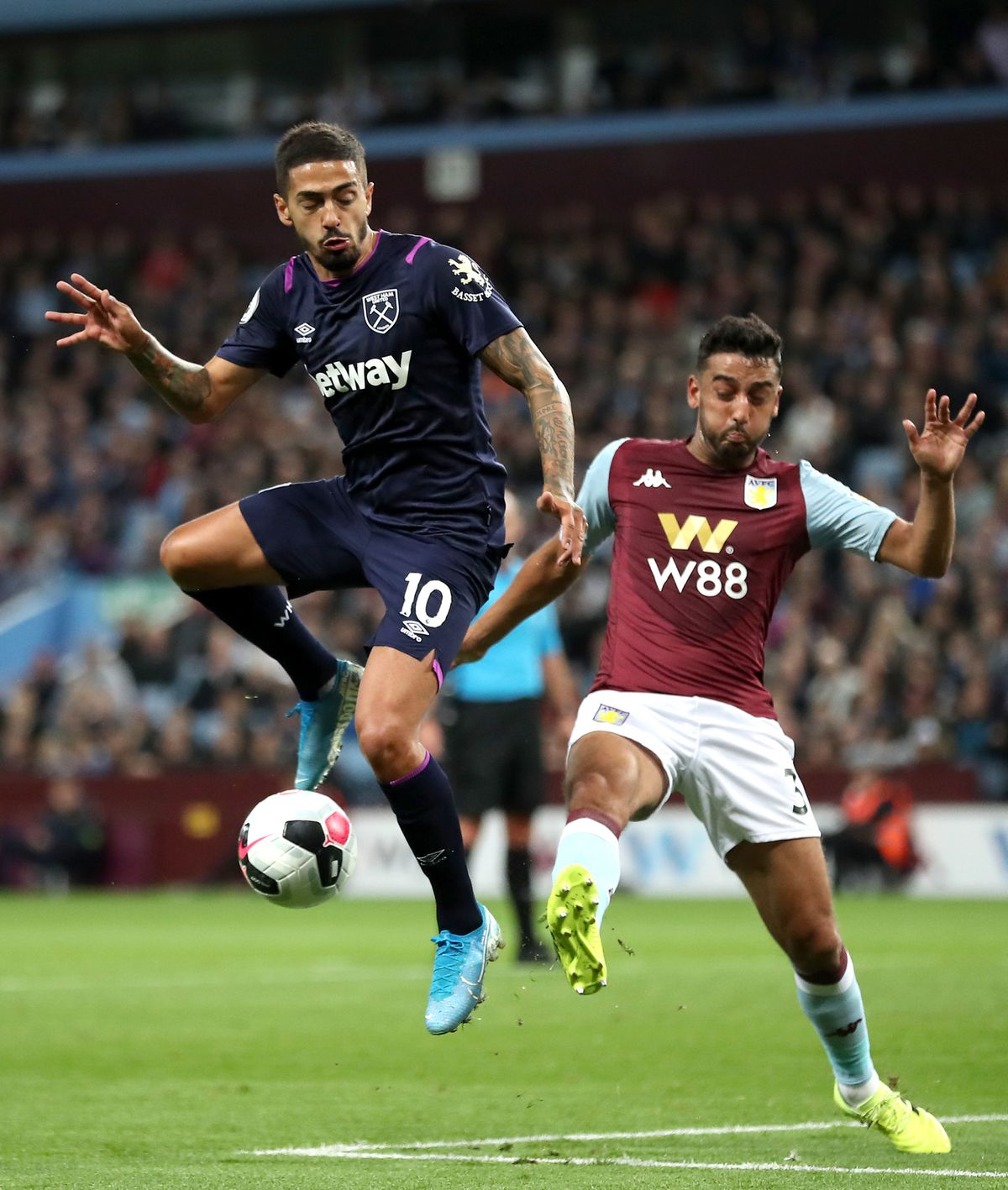 Aston Villa 0 West Ham 0 - Report and pictures | Express ...