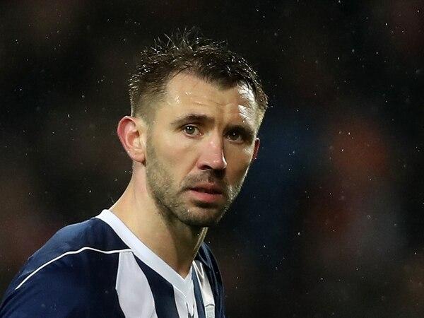 West Brom release Gareth McAuley, Claudio Yacob and Boaz Myhill