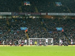 Villa confirm sell-out for next month's Second City Derby