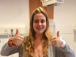 Midwife to brave half marathon after sepsis survival