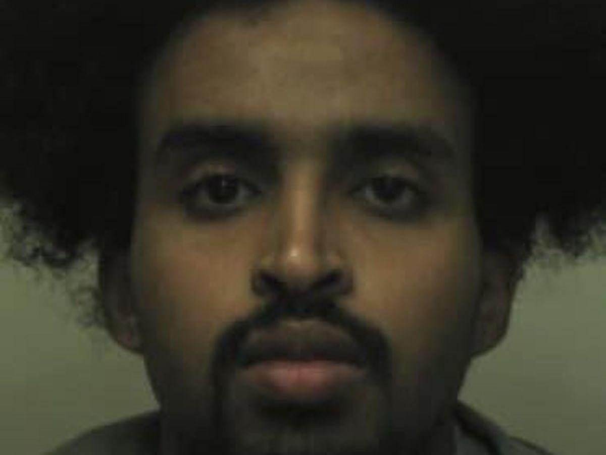 Abdi Rehman Esa. Photo: Staffordshire Police.