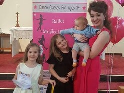 Linzi G School of Dance, based in Wednesfield, is bringing light into the life of young dancers