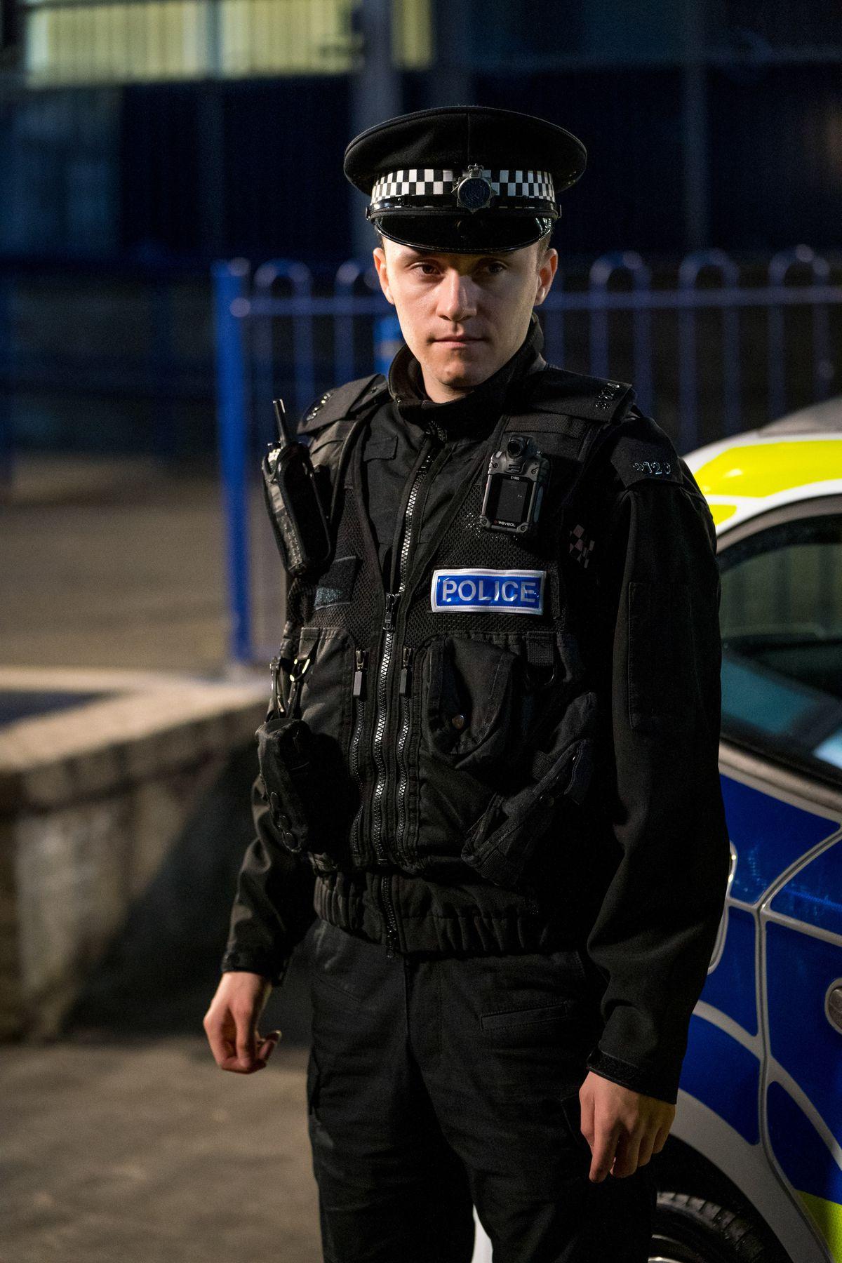 Ryan Pilkington (Gregory Piper) - (C) World Productions - Photographer: Steffan Hill.
