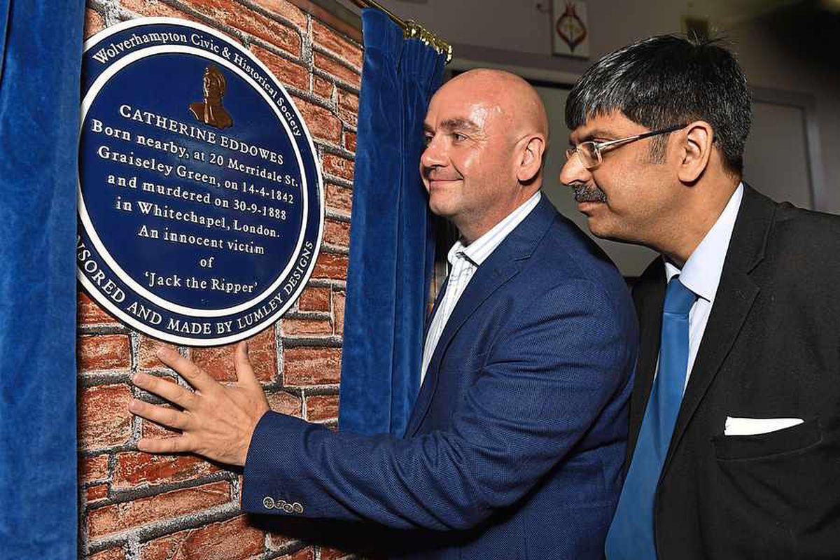 Wolverhampton Jack the Ripper victim remembered