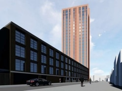 24-storey tower block approved for site of former Mini dealership